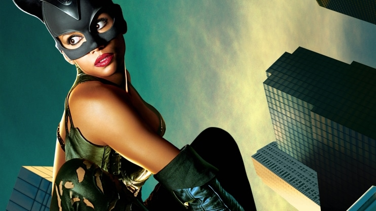 halle berry cat woman